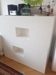 Umbau für Schreibtisch