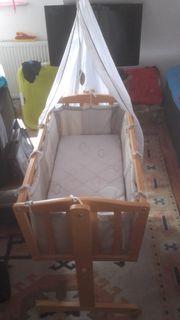 Stubenwagen Babybett Babywiege