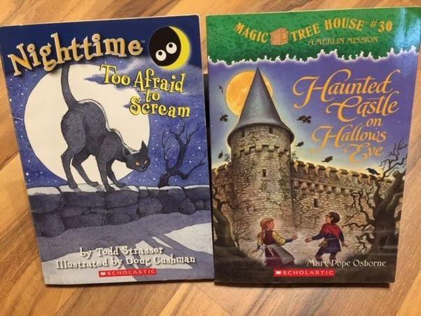 Diverse englische Kinderbücher
