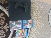 PS4 1 Kontroller 3 Spele