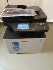 Samsung Xpress C1860FW Farblaserdrucker Scanner