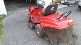 Rasen traktor rasenmäher: Kleinanzeigen aus Bezau - Rubrik Gartengeräte, Rasenmäher