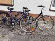 2 Fahrräder zu verkaufen