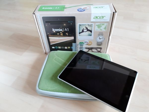 Tablet Acer Iconia A1-810