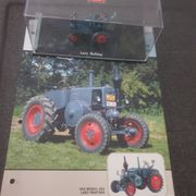 Lanz Bulldog D8506 Ackerluft Schuco