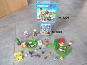 2 Packungen Playmobil und viele