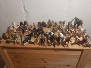 Schleich-Tiere super erhalten 1 Kiste