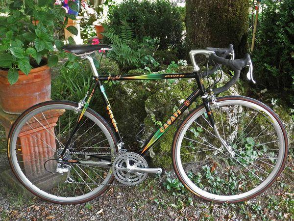 Italo-Schätzchen CASATI GENIUS 98 Stahl-Rennrad