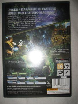 Risen - Das neue offizielle Spiel: Kleinanzeigen aus Birkenheide Feuerberg - Rubrik PC Gaming Sonstiges