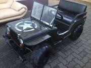 Kinderauto XTC Jeep Willys 150ccm