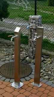 Freistehender Wasserhahn