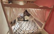 Großes Himmelbett - Romance Istikbal - Holz