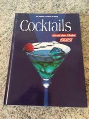 Cocktailbuch Cocktailshaker
