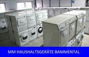Waschmaschinen und Wäschetrockner mit Garantie