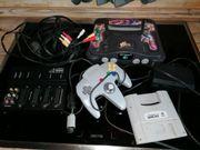 Nintendo 64 mit Zubehör