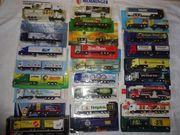 Sammlertrucks Konvolut Modelltrucks Miniatur LKW