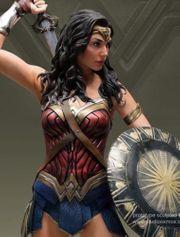Wonder Woman Life-Size Statue WW