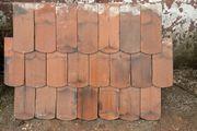 120 000Stck alte Dachziegel Biberschwanzziegel