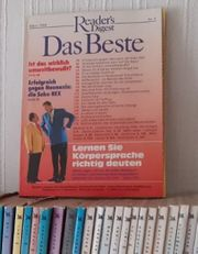 Reader s Digest Hefte Das