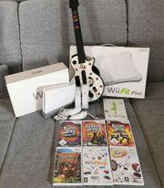 Nintendo Wii inkl Zubehör