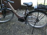E-Bike FISCHER Damenfahrrad