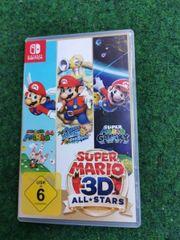 Super Mario 3d all stars -