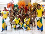 Sambatänzerin - Sambashow für Hochzeits- Geburtstagsfeiern