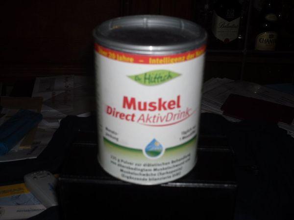 Dr Hittich Muskel Direct Aktivdrink