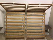 2 x Lattenrost für Doppelbett
