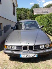 Oldtimer BMW 735 IL