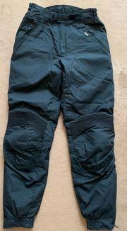 Motorradhose Textil schwarz von Hein