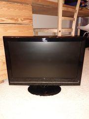LCD-TV mit integriertem DVD-Player und