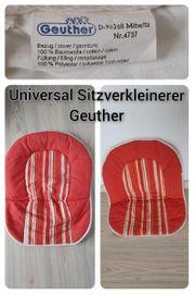 Sitzverkleinerer universal für Hochstuhl von
