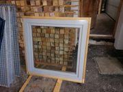 Holz alu Fenster vom Schreiner