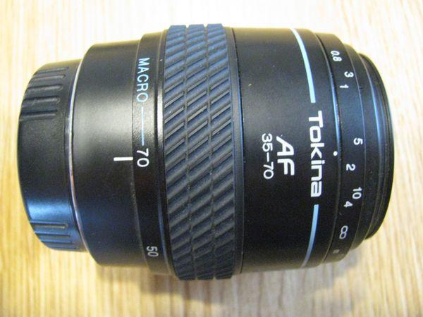 Tokina Kamera Objektiv AF 35-70mm
