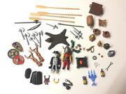 Playmobil Exotisches Abenteuer zusammengestelltes Set