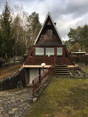 Wochenendhaus mit Bootssteg in Spreenhagen