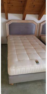 Betten mit hochwertigen Imperial-Matratzen