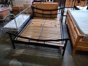 Bett inkl Lattenrost 140 x