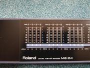 Roland MB-24 Level Meter Bridge