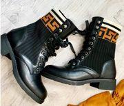 ROCKOKO COMBAT Style Damen Stiefel