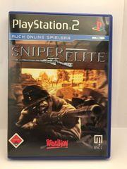 Playstation 2 Sniper Elite Playstation