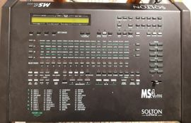 Verkaufe Solton by Ketron lab MS4 Multi Synthesis Module Expander