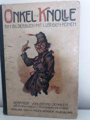 Bilderbuch Onkel Knolle von Georg