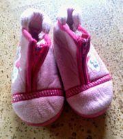 Kinder Schuhe Hausschuhe Gr 19