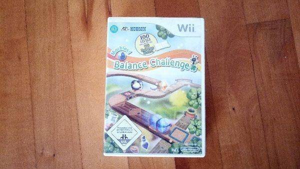 Wii Balance Challenge