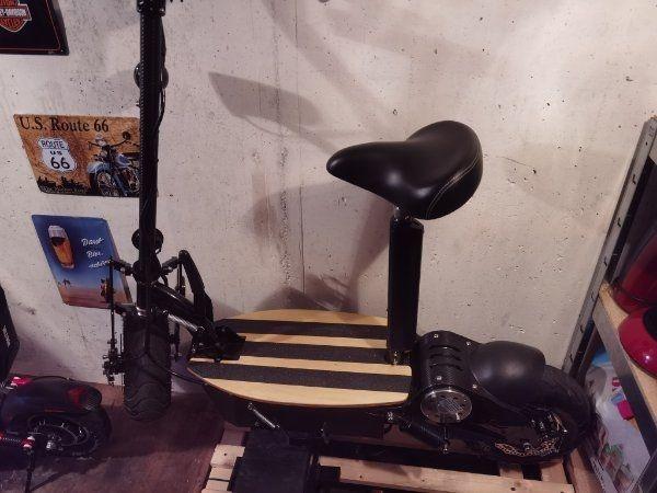 E scooter 500 Watt 25