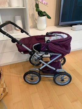 Bild 4 - Puppenwagen BRIO Premium Combi violett - Nürtingen