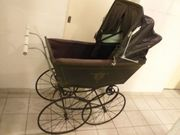 Schöner Alter Kinderwagen ca 1880