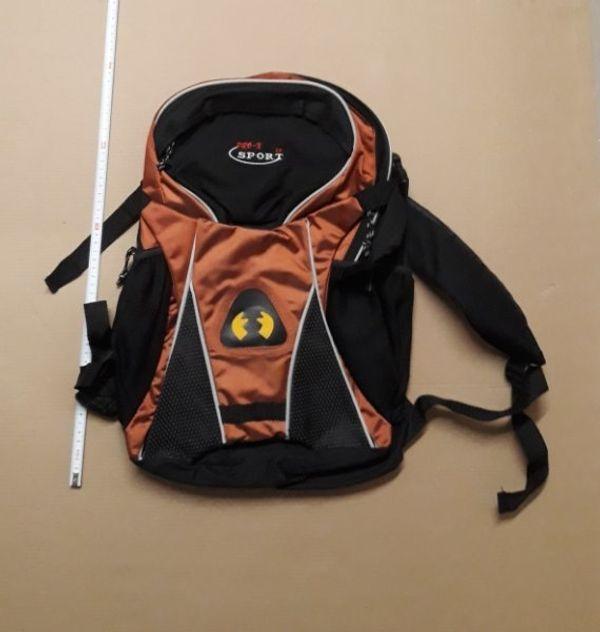 Pro-X Sport schwarzer Rucksack mit